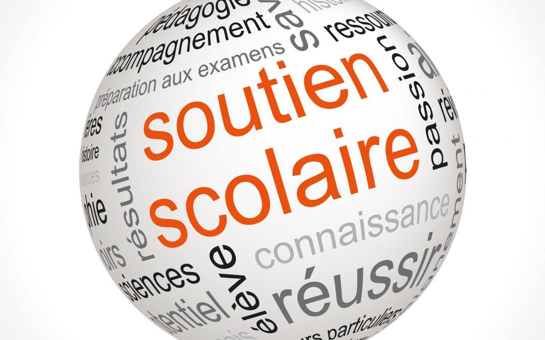 ENSEIGNANT EN FRANÇAIS F/H (SOUTIEN SCOLAIRE)